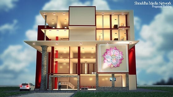 Proposed Building Shraddha Media Network image 3