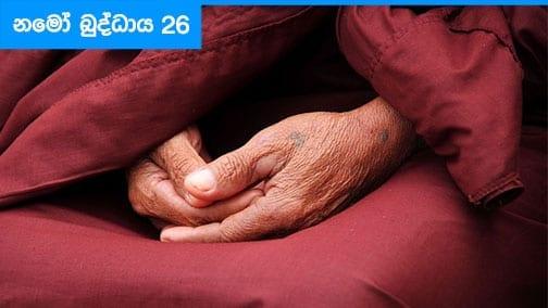 Namo Buddhaya 26