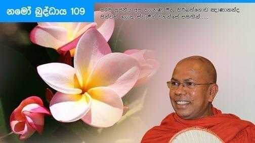 Namo Buddhaya 109