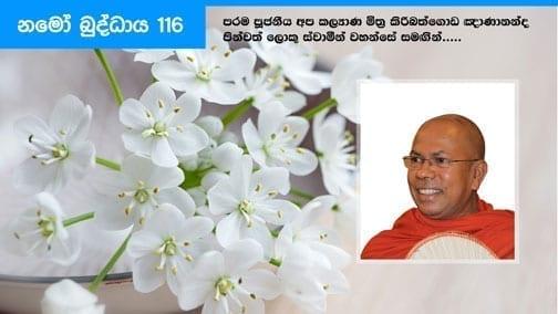 Namo Buddhaya 116