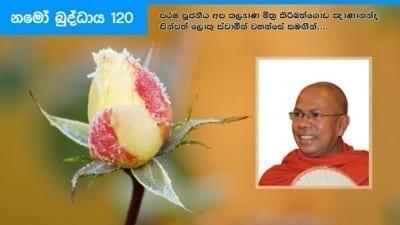 Namo Buddhaya 120