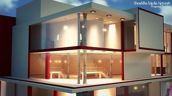 Proposed Building Shraddha Media Network image 2
