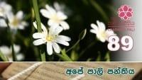 Learning Pali language 89