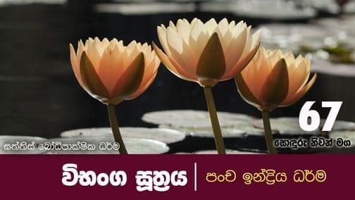sonduru nivanmaga 67 shraddha tv buddhist