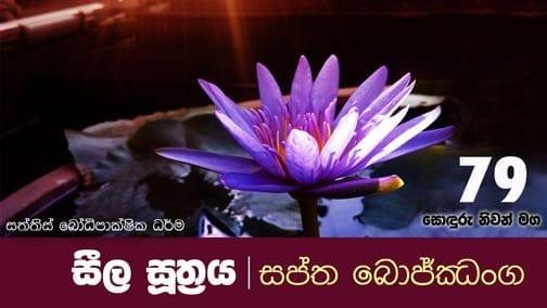 sonduru nivanmaga 79 Shraddha tv buddhist