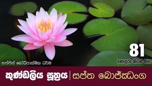 sonduru nivanmaga 81 Shraddha tv buddhist