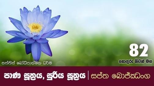 sonduru nivanmaga 82 Shraddha tv buddhist