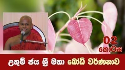 Bodhi Wanshaya part 2